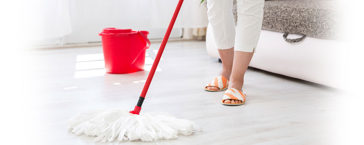 Spring cleaning in 7 steps