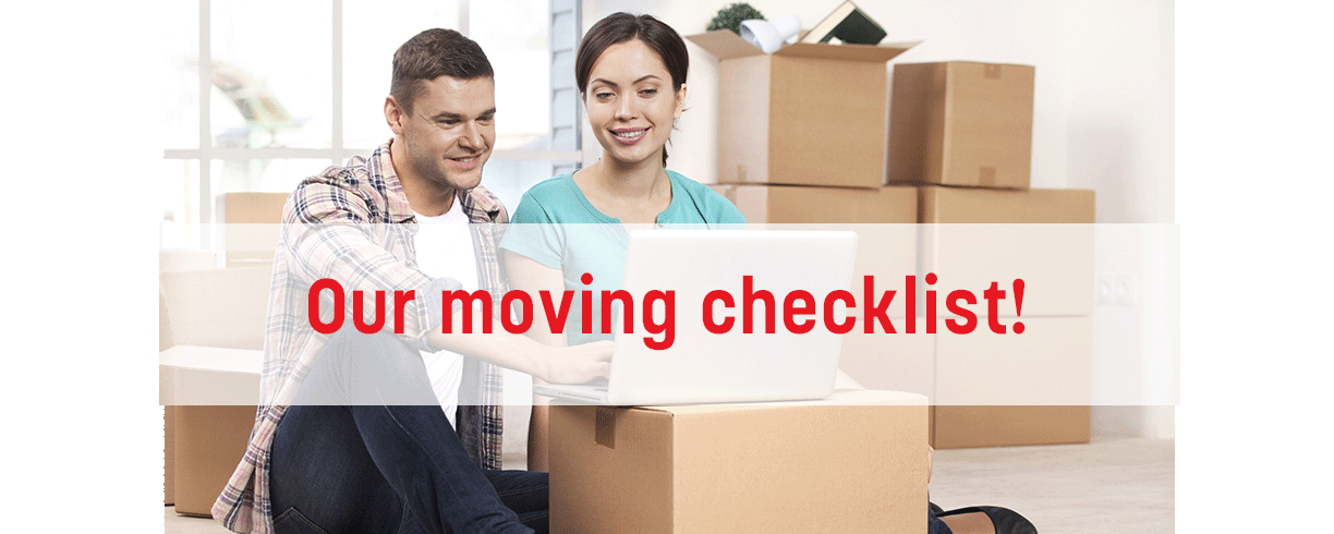 Plan like a pro with our moving checklist!